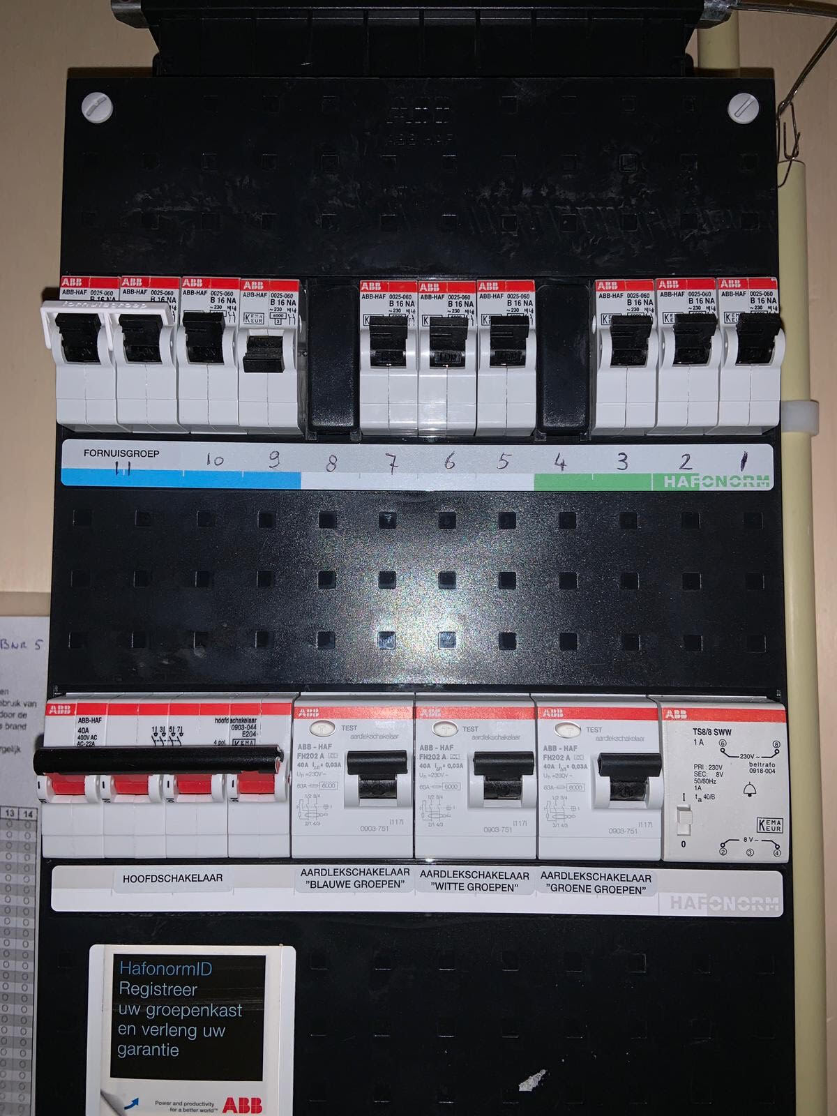 Elektricien met spoed in Dordrecht