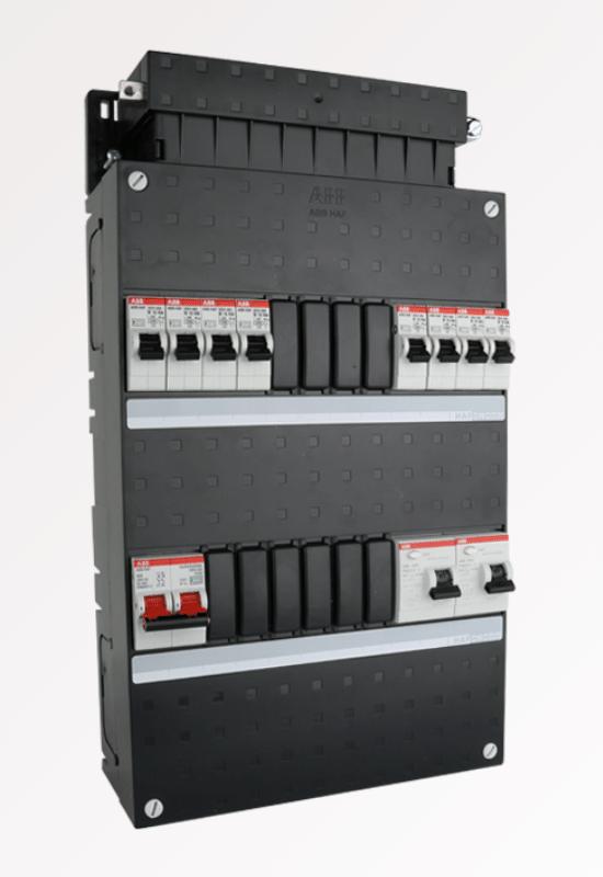 stopcontact meterkast aansluiten